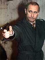 Владимир Путин и консервативная революция