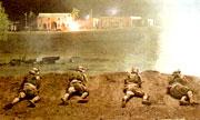 …начало массового вхождения американских вооруженных сип в регион…