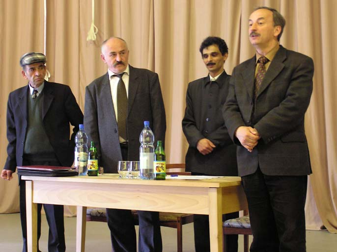 Карачаевцы и балкарцы против проекта Чубайса и Гозмана