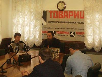 Александр Дугин: Евразийство гораздо шире каких бы то ни было партий…