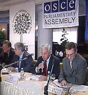 МЕД и ОБСЕ: сотрудничество