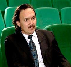 Министр культуры Республики Саха - Андрей Саввич Борисов