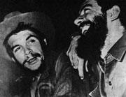 Андрей Езеров вдруг признается, что его любимые герои Че Гевара и Фидель Кастро