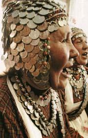 Субъекты евразийской федерации: Чуваши