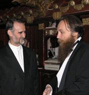 Дугин и Посол Ирана