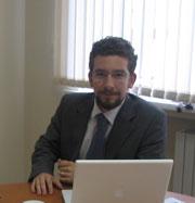Антуан Колонна в штаб-квартире МЕД