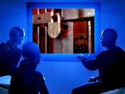 Восприятие преступления, как негативного явления нашей жизни, должно проводиться и художественными средствами