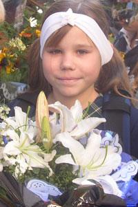 Дугина Даша в 6-ой класс