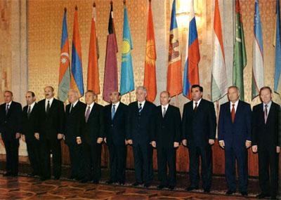 Евразийская концепция оказалась единственной готовой теорией, предназначенной для рассмотрения постсоветского пространства