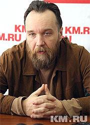 Александр Дугин на ''KM.ru''