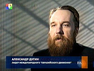 Александр Дугин на ТВЦ