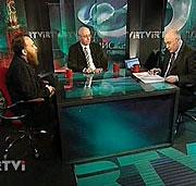 Александр Дугин в программе РОССИЙСКАЯ ПАНОРАМА на канале RTVI
