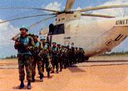 Появление голубого вертолёта может означать конец везения