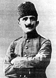 Энвер паша