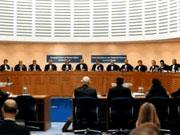 Нет, это пока лишь Европейский суд