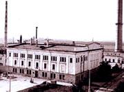 Первая советская атомная электростанция