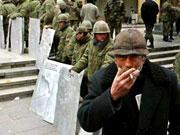 А грузинский народ и впрямь жалко. Это тот случай, когда народ явно не заслуживает такого преступного правительства