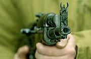 ''Наши'' террористы и ''не наши'' оснащены одним и тем же оружием