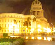 Гавана в огне
