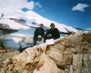 Зейдула Юзбеков с соратниками на Кавказе