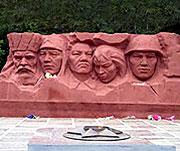 Калмыкия. Галерея героев