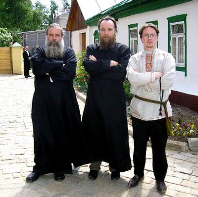 Единоверцы: Карпец, Дугин, Тюренков