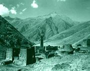 Красивый и неприступный Кавказ