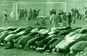 Какие планы собирался обсуждать новоявленный мессия с ущемленными в правах младомусульманами…