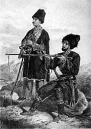 Чеченская нация на переломе веков