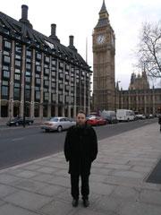Александр Дугин в Лондоне