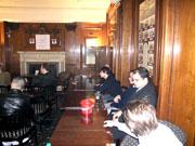 Участники дискуссии высказали интересные суждения об особой позиции Англии