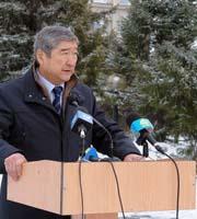Таир Мансуров - небезразличный человек и убеждённый евразиец