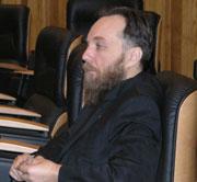 Александр Дугин на конференции в Правительстве Москвы