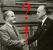Заключение пакта Молотова-Риббентропа, 1939 год