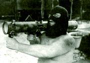 Альтернативный вариант – использование противотанкового ручного гранатомета