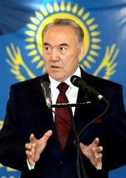 Назарбаев - не только не Туркменбаши, но и не Пиночет