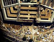Террористы даже в Пентагон попали – но разрушения-то хилые