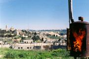 Храм Соломона - это будет причиной конфликта (фото: обрядовое жертвоприношение)