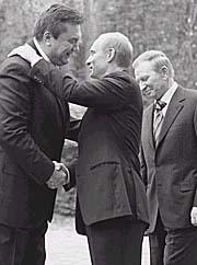 Янукович - евразийская стратегия Украины