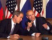 Путин сделал ставку на переизбрание Буша-младшего как способ показать истинное лицо и роль Америки