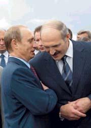 Догонит ли Путин Лукашенко?