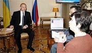 Украина: в чем виноват Путин?