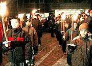 14 ноября - марш в честь московского семинара раввинов Европы