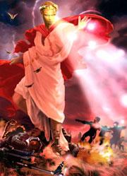'Император' - рисунок Владимира Бондаря к роману Сергея Лукьяненко 'Лабиринт отражений'