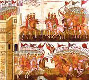 Русские умеют только одно: строить империю, объединять земли и народы, культуры и веры