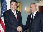 Саакашвили - пешка Вашингтона