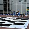 Многочисленные фигуры на шахматной доске Украины