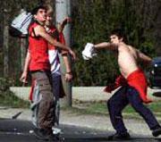 Грядут уличные беспорядки