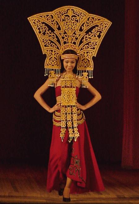 Традиционный якутский костюм