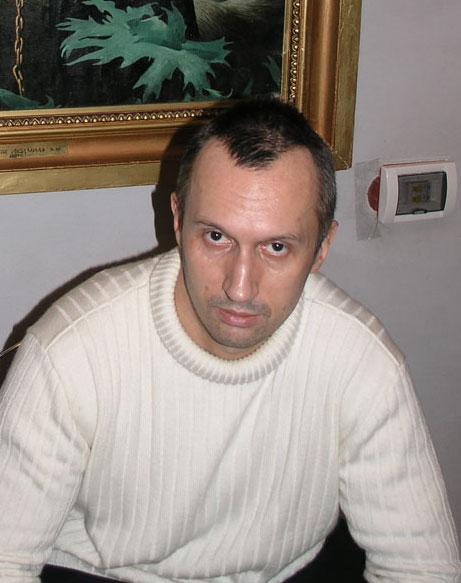 Дмитрий Тараторин